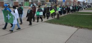 Les Franco-Ontariens manifestent partout en Ontario