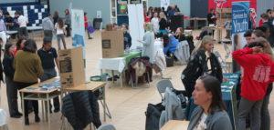 L'école Jean-Vanier accueille une imposante foire sur la santé mentale