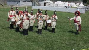 Le passé prend vie au Fort-George
