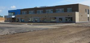 Encore bien des travaux au nouveau complexe scolaire Viamonde de Welland