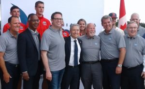 La région du Niagara reçoit 29 millions $ du fédéral pour les Jeux d'été
