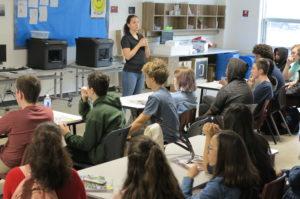 Des élèves francophones invités à s'orienter vers une carrière