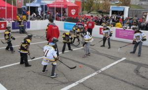 La fièvre du hockey gagne Welland