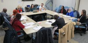 Les comités de la Table interagence de Hamilton se remettent au travail