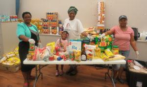 Sofifran offre un soutien alimentaire aux familles dans le besoin